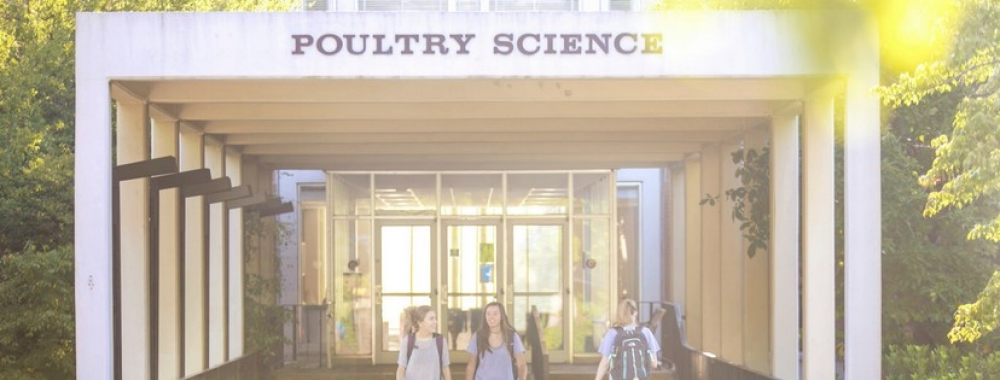 UGA Poultry Science Building